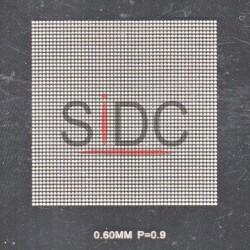 0.60mm / pas 0.9mm